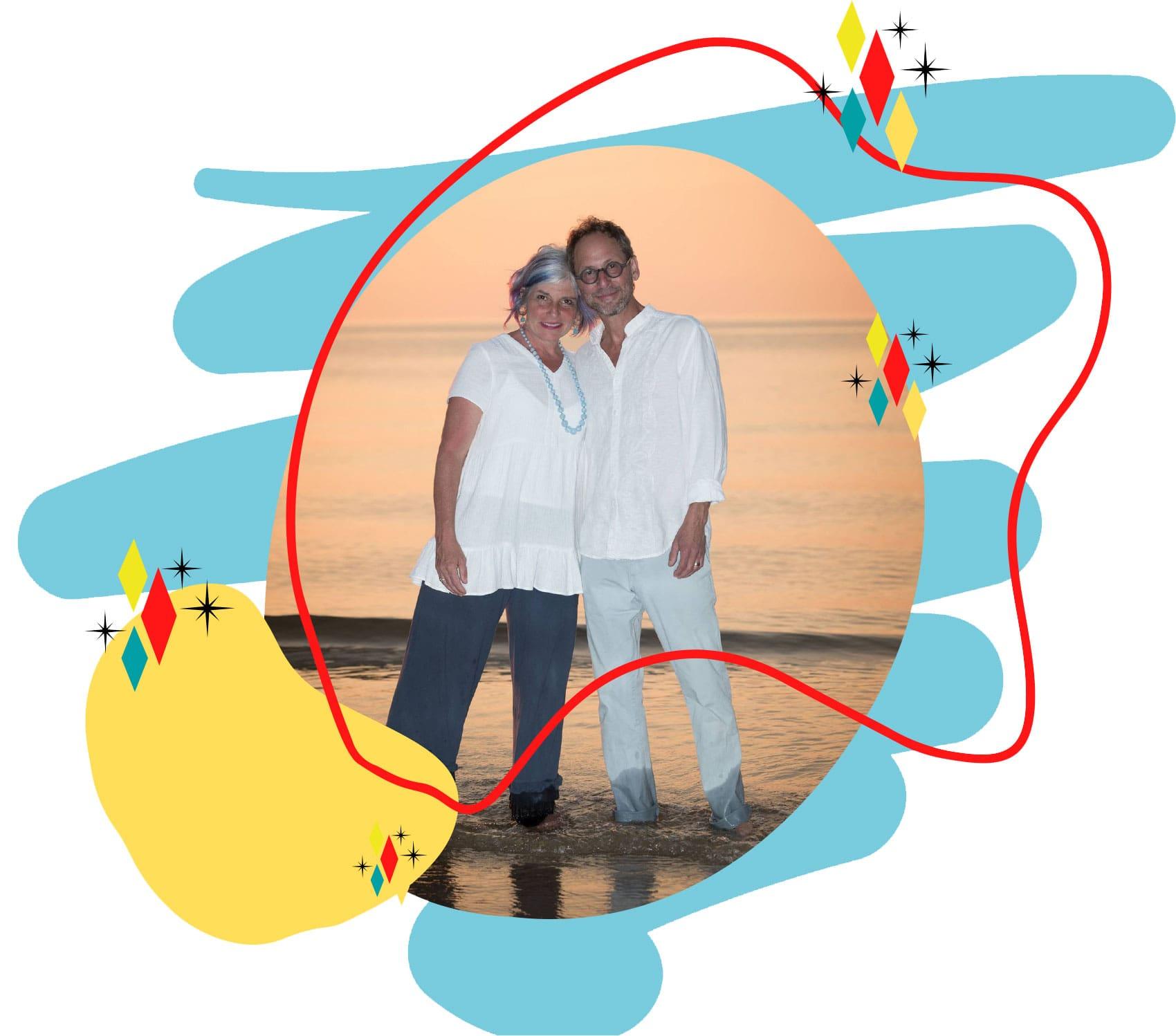 Macy Matarazzo and husband Larry